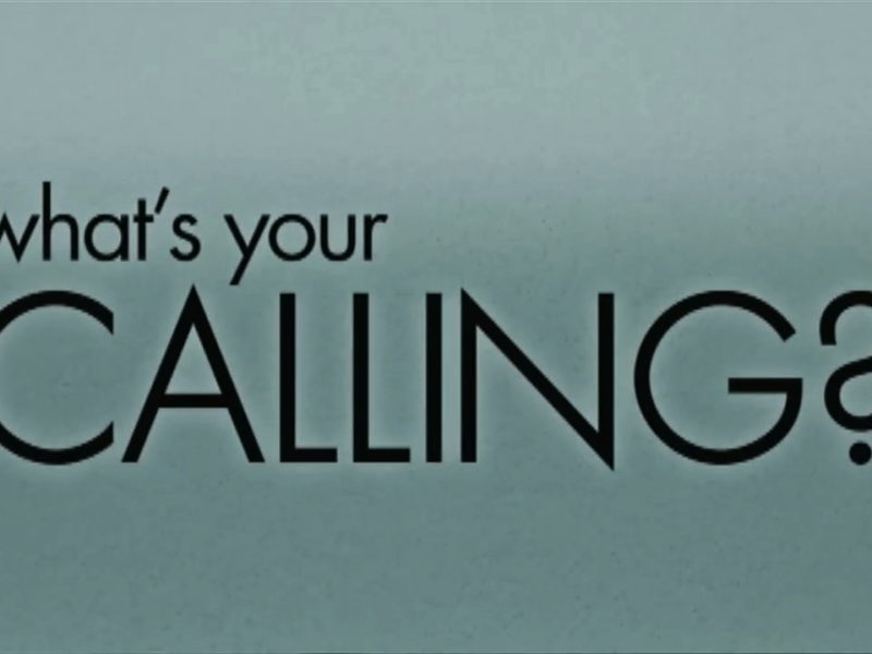 What's Your Calling – Documentary Profiles